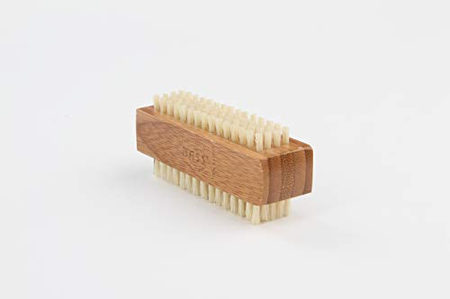 2 Sided Nail Brush by Bass Brushes