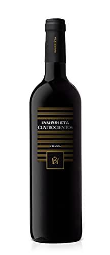 Inurrieta Cuatrocientos Crianza Vino Tinto - 750 ml
