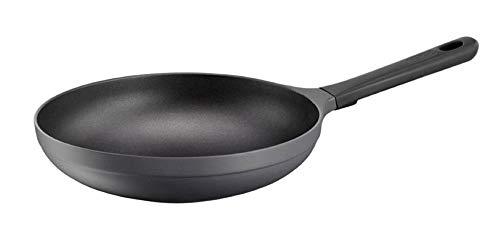 Tefal C75386 SARTEN, fundición de Aluminio, Negro, 26 cm