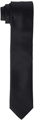 HUGO Tie Cravatta, Nero (Black 001), Unica (Taglia Produttore: ONESI) Uomo