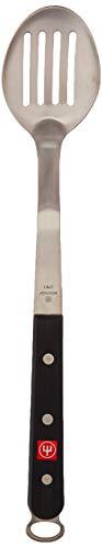 Wüsthof Kitchen Tools Herramientas de cocinero, Acero Inoxidable Cepillado, plástico, negro