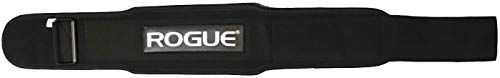 Rogue Gewichthebergürtel aus Nylon, Größe XS, 12,7 cm