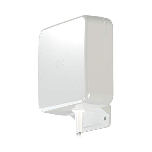 Panorama WMM8G-7-38 MiMo 5G anTenNA + 5m Cable - 2X SMA for 3G, 4G, 5G - 9dBi gain - Supports MiMo & Diversity Across 3G,4G & 5G Two wideband Elements with gain Durable Wall Mount housing