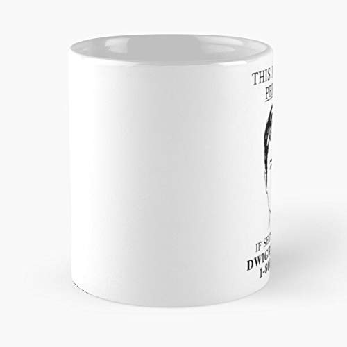 Dwight Office A The Is Man Pervert Schrute Wanted This Flasher - White Ceramic 11 Oz Coffee Mug for Men, Women, Boys, Girls.etc I Customize