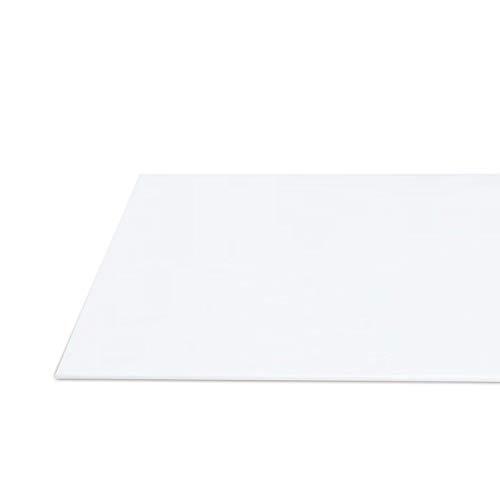 Stärke 10mm Leichtschaumplatte Foamboard KAPAline weiß 14,21€//m² 70x100cm