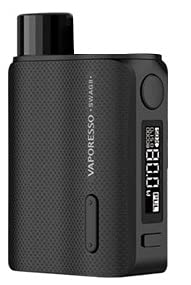 Vaporesso SWAG II Mod 3.5ml (ベイプバンドセット) (Black)