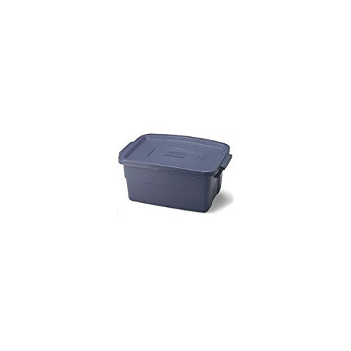 Roughneck Storage Tote, 3-Gal, Must Purchase in Quantities of 12 - Quantity 12 - UNITED SOLUTIONS RMRT030007