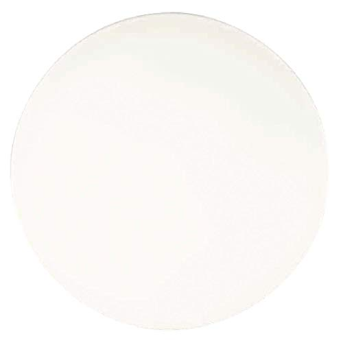 Werzalit Plus Cg902 Dessus de table ronde, 600 mm, blanc