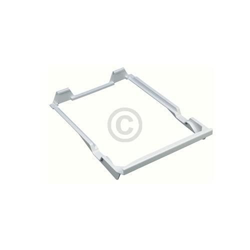 DL-pro Marco de soporte de 31 x 23 x 4 cm para bandeja de almacenamiento para frigorífico Bosch Siemens 00447512 447512
