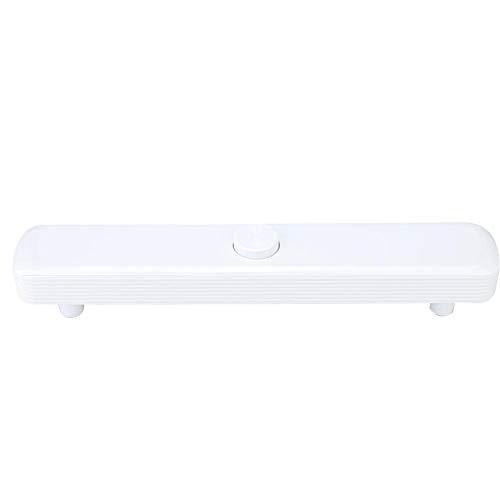 Barre de Son Haut-Parleur Maison Bluetooth Ordinateur Portable Téléphone Portable Haut-Parleur multimédia à Bande(Blanc)