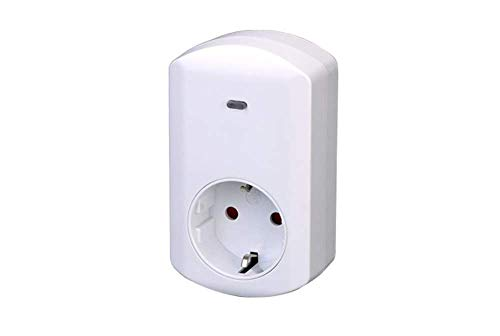 TKB stopcontact voor de bediening van verlichting en andere apparaten door gebruik van Z-Wave 1RPZWVP868EUF