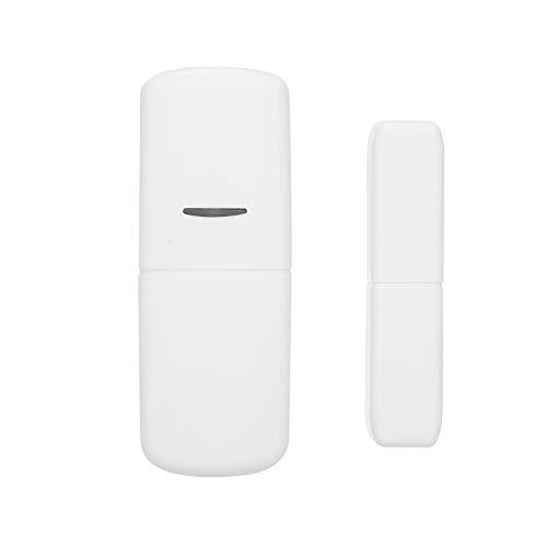Decdeal Door Sensor 433Mhz Door Window Alarm Sensor Wireless Automation Anti-Theft Alarm for Smart Home Security Alarm System