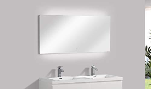 LED badkamerspiegel Completo 140 x 55 cm