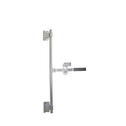 "JAMMY 36"" Trailer Swing Door Hinged Cam Bar Lock Hasp Latch Handle Utility Cargo"