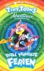 Preisvergleich Produktbild Tiny Toons Abenteuer: Total verrückte Ferien [VHS]