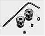 Tamiya 300053102 - Pignone Motore, 22/23 Denti, Moduli - 0.4