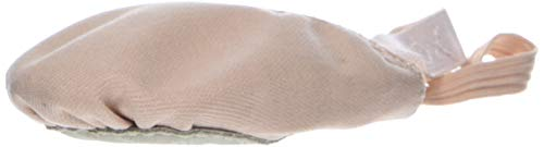 Capezio Unisex-Adult Canvas Pirouette ii Dance Shoe, Nude, X-Small/4-5.5 M US