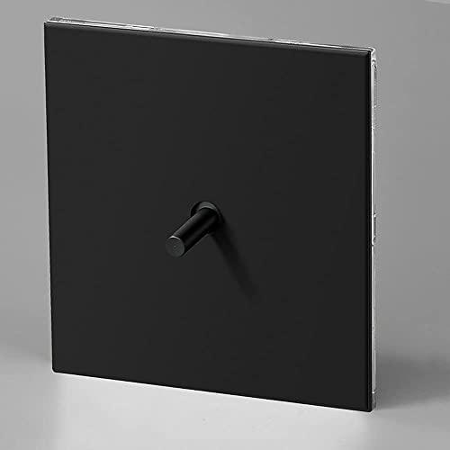 Ploutne Interruptor de la luz de la Pared de la Vendimia 110-220V 1-4GANG 2WAY Inicio 86 Tipo Retro Interruptor de Palanca 10A Sockets e interruptores Retro Interruptor para Sala de Estar Interruptor