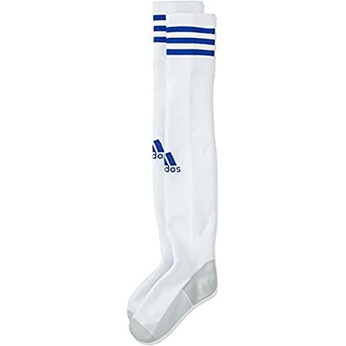 adidas ADI SOCK 18 Socks, Unisex adulto, White/Bold Blue, 4345
