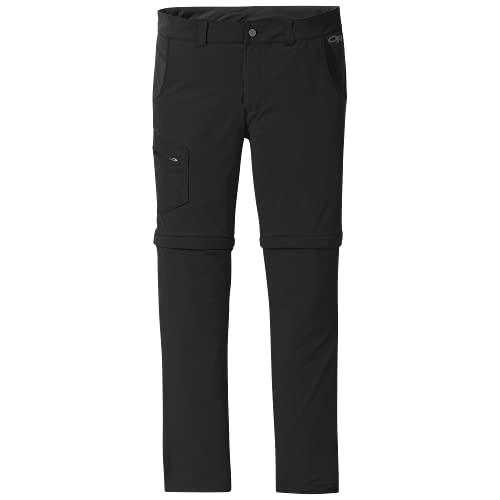 Outdoor Research Men's Ferrosi Conv Pants - 30' Inseam Black