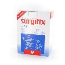 Surgifix Elastisches Schlauchnetz, 25 m Gr.9 (ideal für Erwachsene Torso, Schulter)