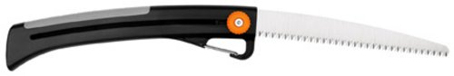 #10. Fiskars 10 Inch POWER TOOTH Sliding Carabiner Saw
