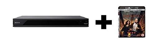 Sony UBPX800 - Reproductor de BLU-Ray 4K UHD (con Audio de Alta resolución, Gran compatibilidad de formatos y conversión de señales 4K)