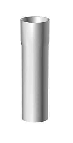 Fallrohr Aluminium DN 60 Länge 2 Meter