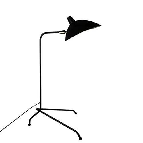 N\C Estilo Retro Lámpara De Mesa Interruptor De Interruptor De Dormitorio Lámpara De Noche Estudio Creativo Estudio Luz Luz Luz E27 para Dormitorio Estudio Sala De Estar Sala De Estar (Size : Type A)