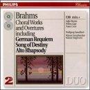 Choral Works & Overtures