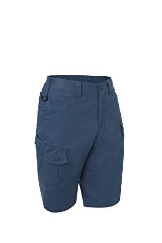 Pantalón De Trabajo De Verano Corto de Hombre Profesional. Colos Azul Stelar...