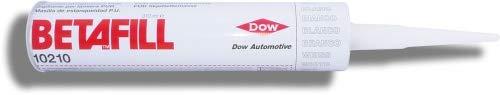 Betafill 10210 | weiss | 310 ml Kartusche | Dow Automotive | Polyurethan Präpolymer | Abdichten Füllen Versiegeln Fahrzeugreparatur | überstreichbar überlackierbar | Klebstoff Kleber
