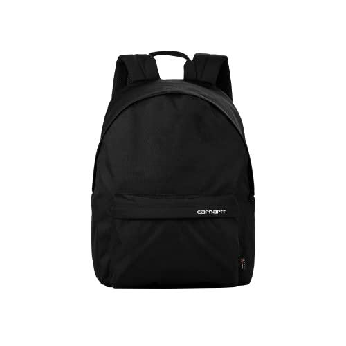 CARHARTT Payton Backpack Black/White Schoolbag 1026877-2 Rucksack Carhartt bags
