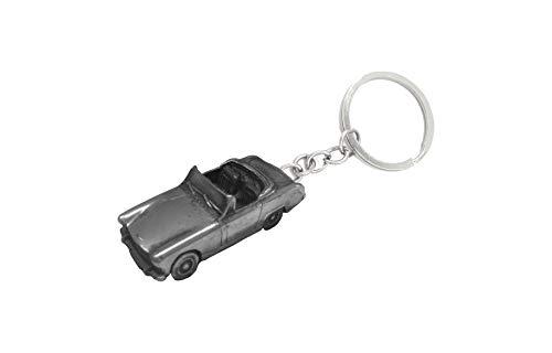 Classic Car Zinn-Effekt Austin Healey Sprite Mk2 ref17 Autoschlüsselanhänger Oldtimer Zinn-Effekt