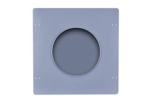 """OSD Audio Black Series 6.5"""" in-Ceiling Speaker Fire Retardant Back Box - BK-BB6"""