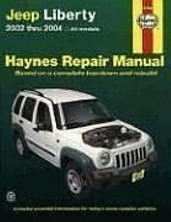 Jeep Liberty 2002-2004 (Haynes Repair Manuals)