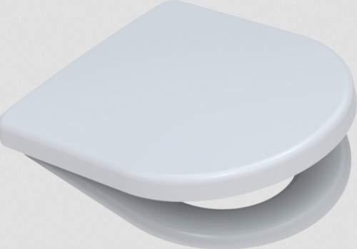 Toilettendeckel WC Sitz mit ABSENKAUTOMATIK für Villeroy u. Boch SUBWAY