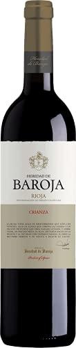 Heredad de Baroja Crianza, Vino Tinto, 1 Botella, 75 cl