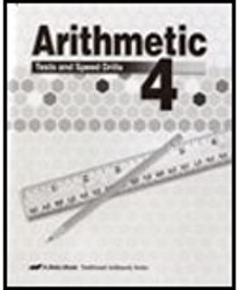 Best arithmetic 4 tests and speed drills Reviews