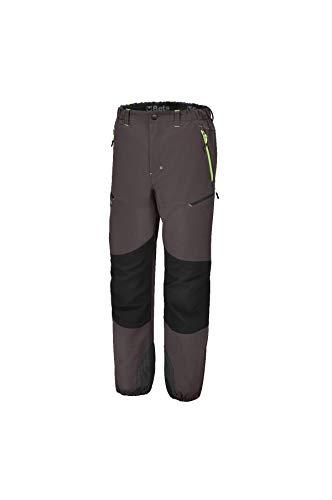 Beta 7810 Arbeitshose Work Trekking Heavy, Arbeitskleidung für Männer und Frauen (mit praktischen Taschen mit Reißverschluss, für Winter geeignet, Größe XL Slim Fit), Anthrazitgrau