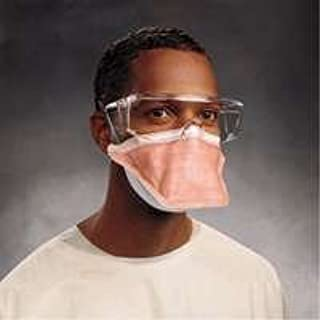Kimberly-Clark Professional 46827 Small N95 Particulate Filter Respirator And Surgical Mask, Fluid Protection Pouch Style Orange (210 per Case)