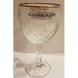 Grimbergen 2019 Bierglas 25 cl