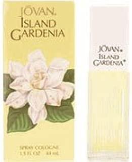Jovan Island Gardenia FOR WOMEN by Jovan - 1.5 oz EDC Spray