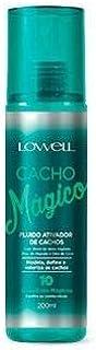 Lowell Cacho Mágico Fluido Ativador de Cachos 200ml