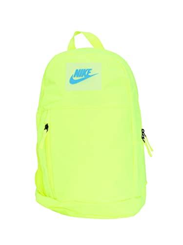 Nike Unisex Jugend Elemental Kids' Graphic Backpack Rucksack, Volt/Volt/Laser Blue, Einheitsgröße