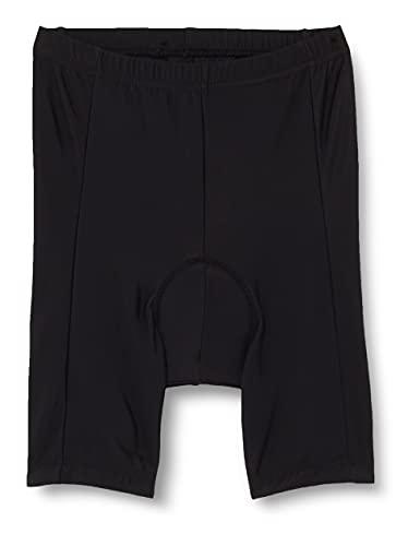 GONSO, pantaloncini da ciclismo per bambini NAPOLI V2, black, 140, 36100
