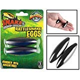 Zugar Land Magnetic Rattle Snake Eggs  2.5  - 1 Pack - 2 Pieces