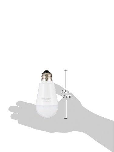 パナソニック『LED電球ひとセンサタイプ(LDA5LGKUNS)』