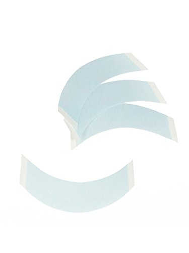 Blue Liner CC Contour Adhesive Tape Strips - Lace Wigs & Toupees by Afrodite