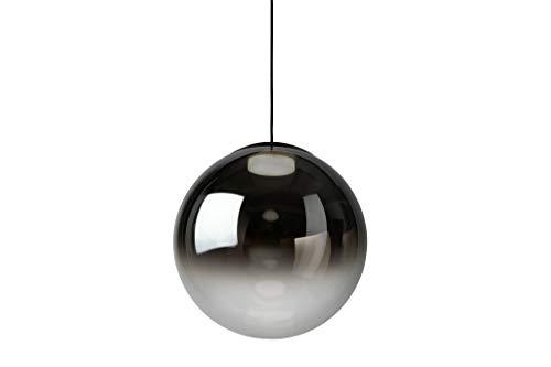 Sompex LED Pendelleuchte Reflex | Glas | - in verschiedenen Farben und Größen, Farbe:chrom, Durchmesser:Ø 40 cm